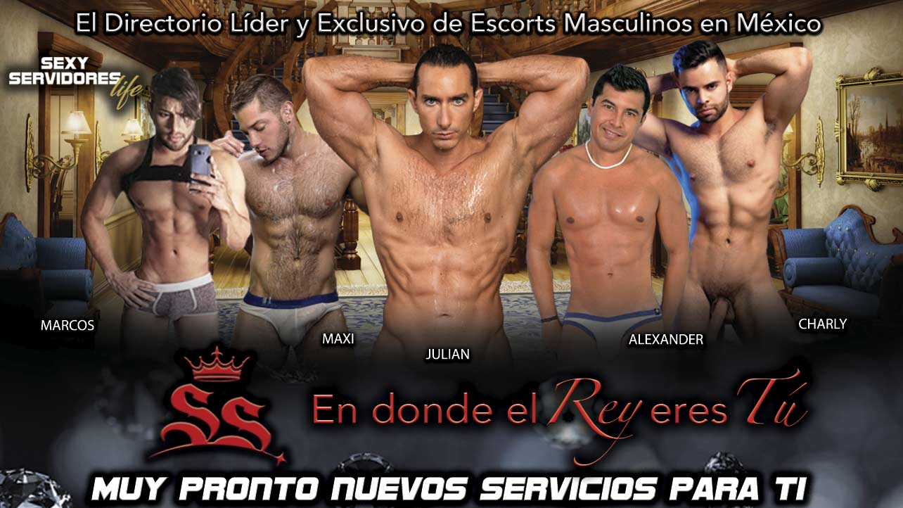 Escorts Gay Mexico